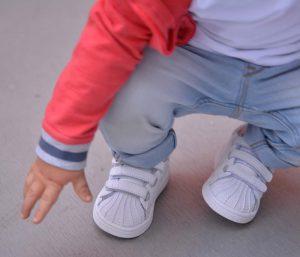 adidas superstar bebe