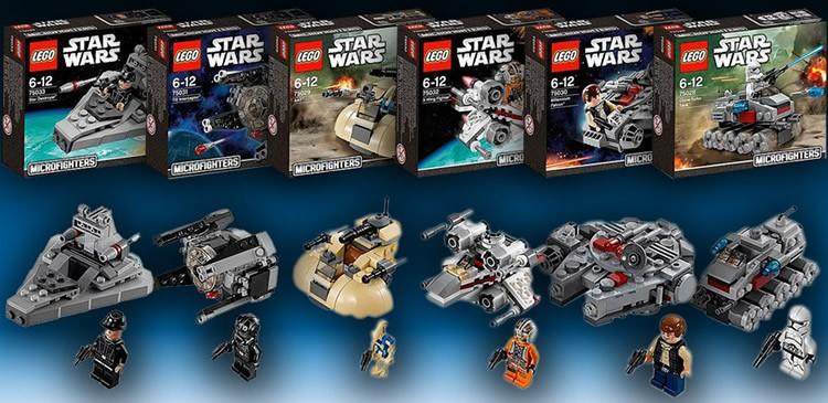 mejores lego star wars baratos