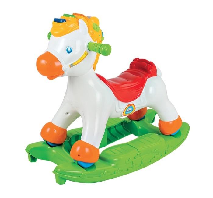 el mejor caballo balancin barato
