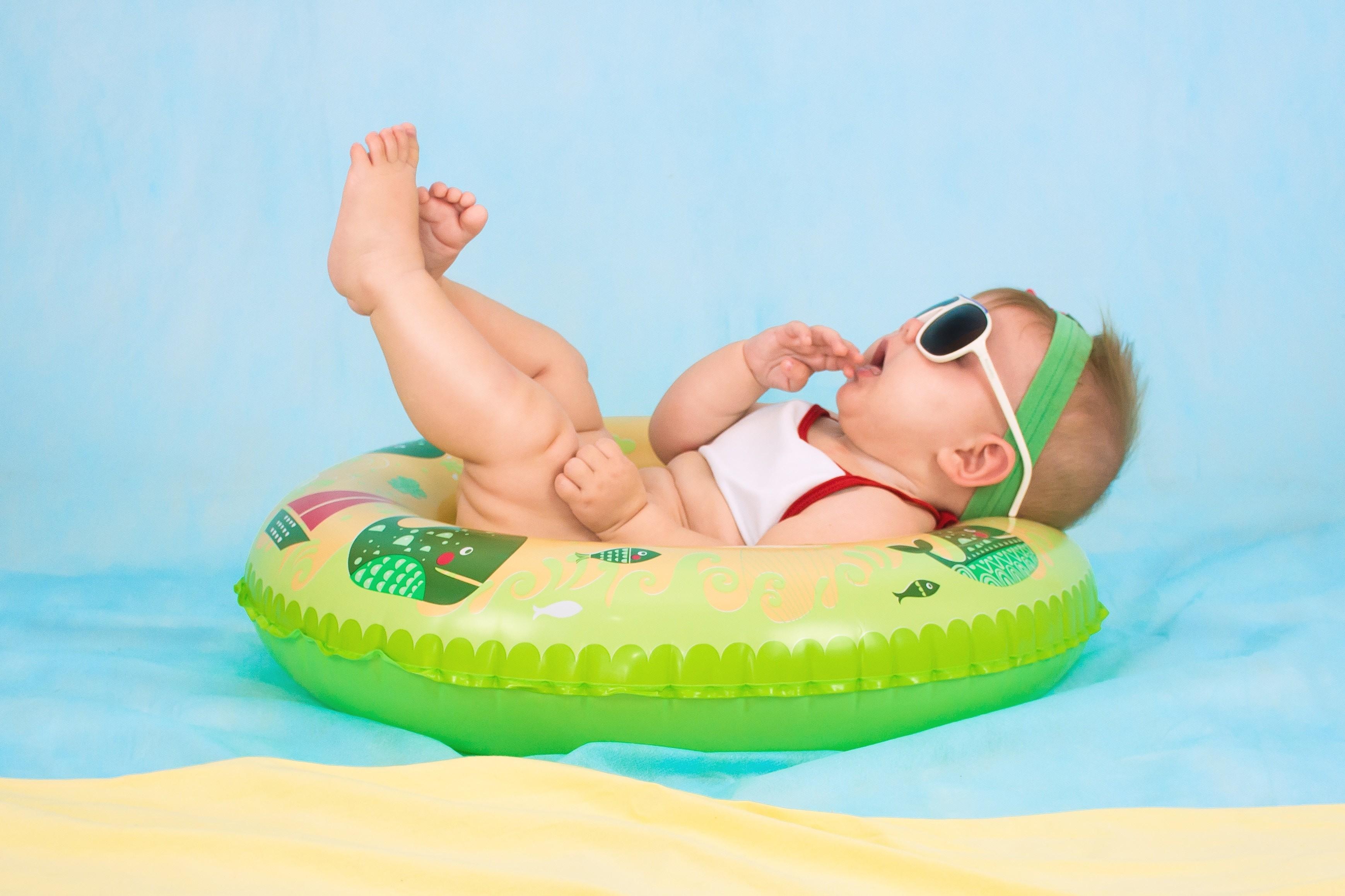 comparativa mejor crema solar para bebés