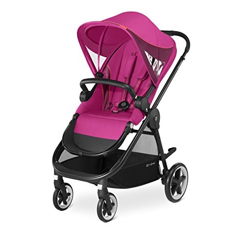 Cybex Iris M-Air - Cochecito, color rosa