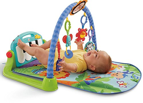 Fisher-Price - Gimnasio Piano