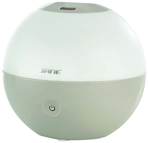 Jane 050193C01 - Humidificador por ultrasonidos, color blanco