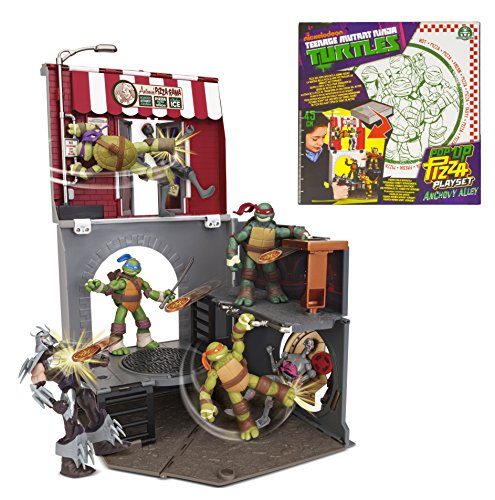 Tortugas Ninja - Set de juego Pop Up Pizza