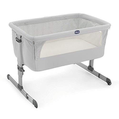 Chicco Next2me - Cuna, color gris