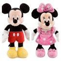 Disney MICKEY MOUSE e MINNIE Peluche Pequeño Set 20cm La Casa de...