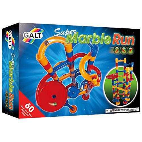 Galt Toys-A0560E Toys Super Carrera de Canicas, (1004105)