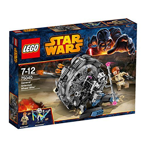 LEGO Star Wars - General Grievous' Wheel Bike