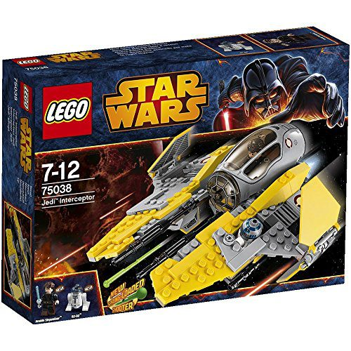 LEGO Star Wars - Jedi Interceptor