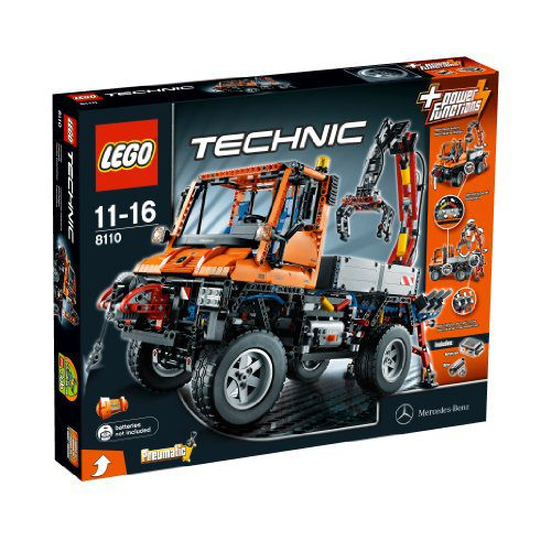 LEGO TECHNIC 8110 Mercedes-Benz