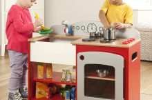 Las 5 Mejores Cocinitas de Madera Baratas del 2020