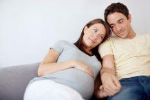 Relación en pareja durante el embarazo